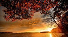 Jesienny pobyt nad morzem