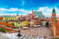 Warsaw City Break - Dinner included - Child stays free!!