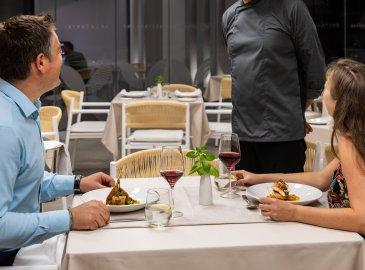 Oferta elastyczna z kolacją z a la Carte menu