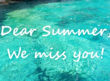 WE MISS YOU SUMMER OFFER