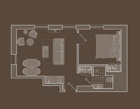 Apartament typu Comfort