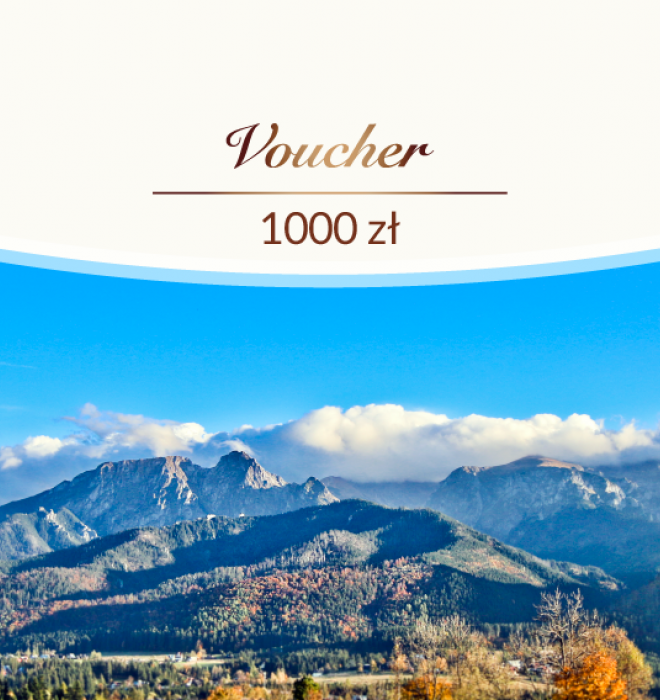 GIFT CARD 1000 PLN