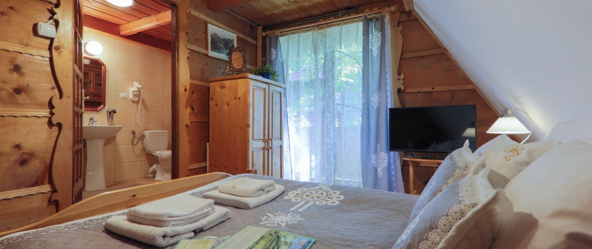 Izba 2 - Mały Pokój Dziadka Tadeusza