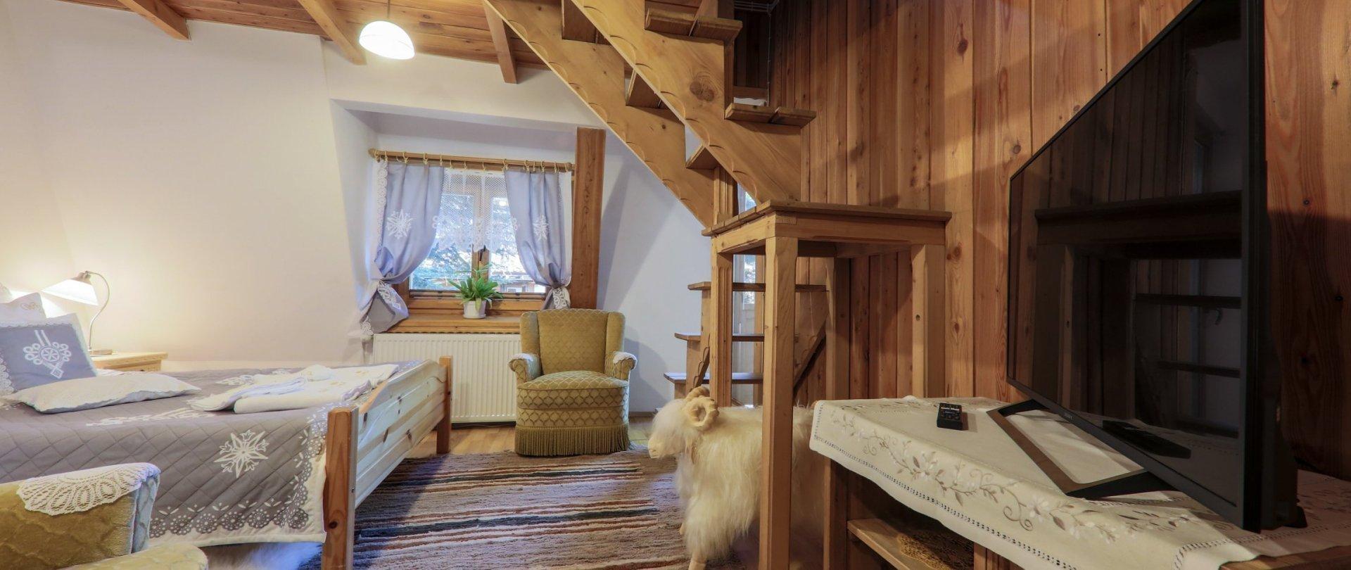 Izba 3 - Apartament Babci Zosi