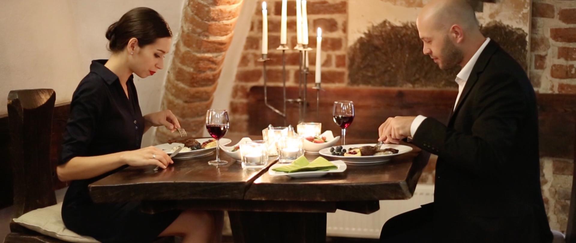 Voucher: Romantyczna Kolacja dla dwojga